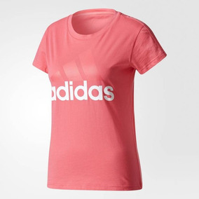 fb249227b91 Camiseta Adidas Feminina - Camisetas Manga Curta para Feminino no ...