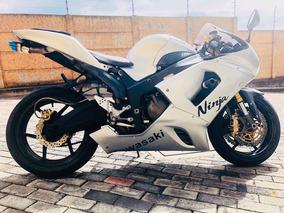 Kawasaki Zx6r - 600cc ( Sin Motor ) - Le Fundi El Motor