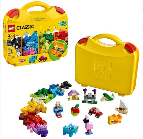 Lego Classic Maleta (213 Pieza)