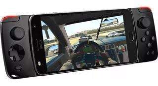 Motorola - Moto Z Play + Gamepad