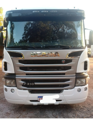 Scania P310 E5 8x2