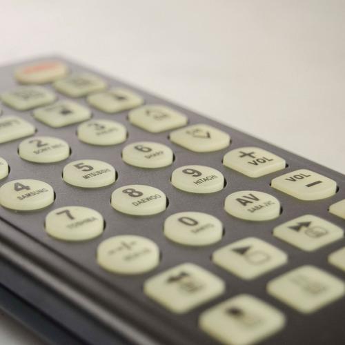 Control Remoto Universal Televisión Programable