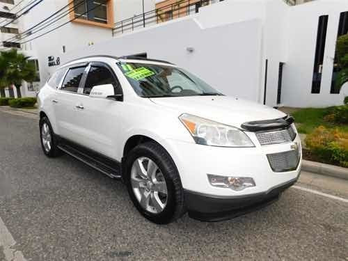 Chevrolet Traverse Plus Traverve