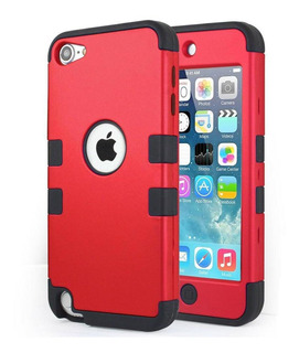 Red - Free 3x Front Pet Films - iPod Touch 6th. - 3 En -1027