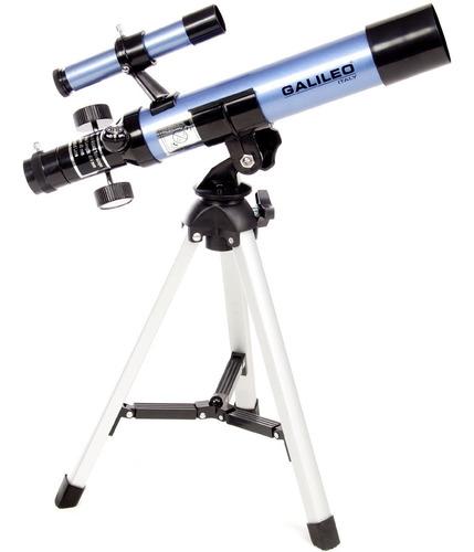 Imagen 1 de 10 de Telescopio Galileo Italy F400x40 Telescopios Astronomicos