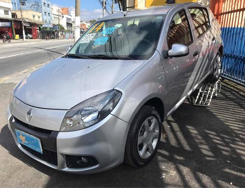 Imagem 1 de 11 de Renault Sandero 2014 1.0 16v Expression Hi-flex 5p