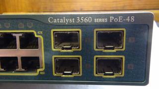 Poe Cisco Catalyst 48 Puertos
