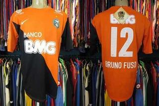 Coritiba 2012 Camisa Goleiro Tamanho 3g Número 12 Bruno