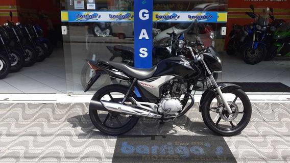 Honda Cg Titan Ex 150 Ano 2013 Preta