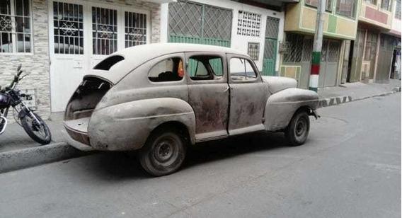 Ford Mercury 1946