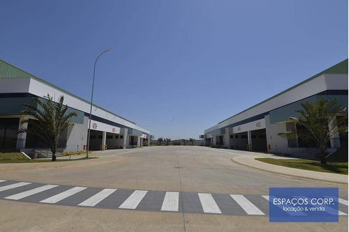Galpão Logístico Para Alugar, 6.251m² - Cajuru Do Sul - Sorocaba/sp - Ga0468