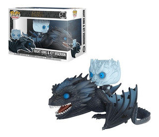 Figura Funko Pop! Game Of Thrones-night King & Icy Viserion