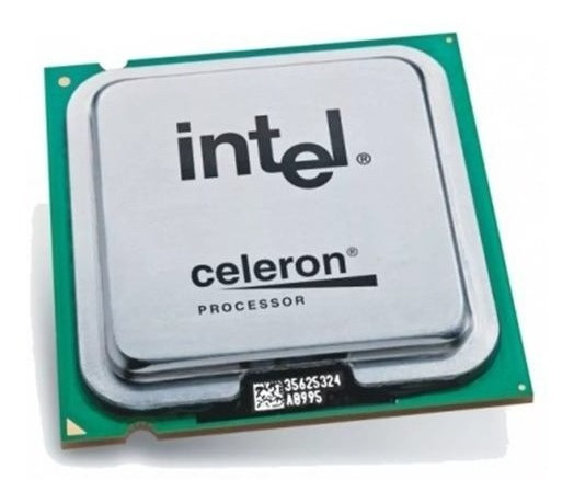Processador Intel Celeron 420 Lga 775 1.60hz / 512 / 800 /06