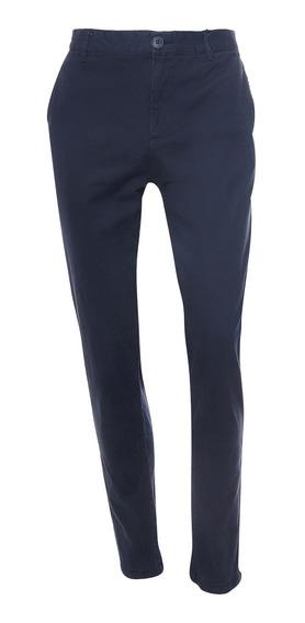 Pantalón Stretch De Hombre C&a Corte Skinny Básico
