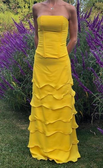 Vestido Xs (pollera/corset) - Fiesta De 15, Casamiento