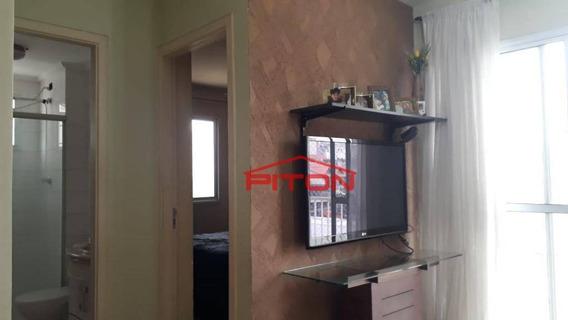 Apartamento Com 2 Dormitórios À Venda, 54 M² Por R$ 280.000 - Cangaíba - São Paulo/sp - Ap1883