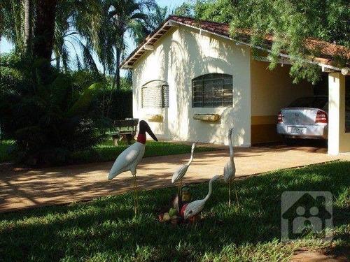 Imagem 1 de 11 de Chácara Com 2 Dormitórios À Venda, 5875 M² Por R$ 360.400 - Chácaras Arco-íris - Araçatuba/sp - Ch0023