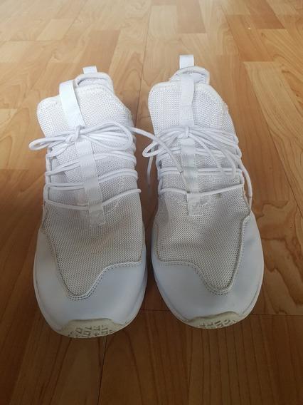 Zapatillas Marca H&m Blancas