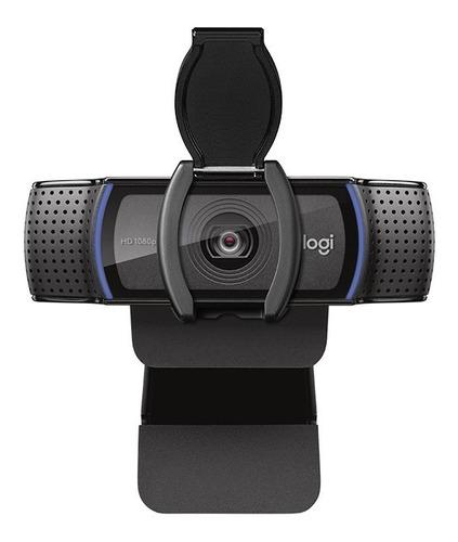 Webcam Logitech C920s Pro Full Hd 1080p Tapa De Obturador