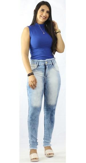 Kit 8 Calças Jeans Feminina Com Lycra 2,5% Revenda Atacado