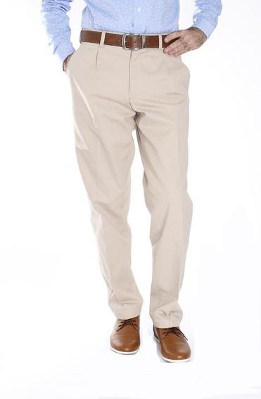 Pantalon Chino Gabardina Jean Cartier -original