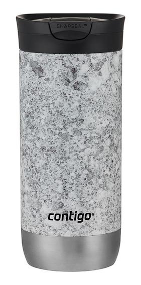 Vaso Termico Contigo Huron Couture 473 Ml Speckled Slate Con