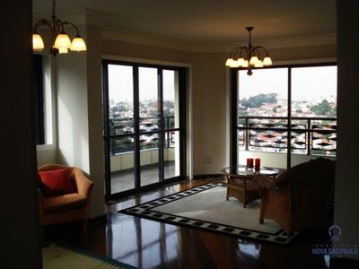 Apartamento Jardim Da Saúde! 240m², 5 Vagas! - Bi17749