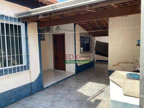 Imagem 1 de 13 de Casa Com 3 Dormitórios À Venda, 150 M² Por R$ 400.000,00 - Martim De Sá - Caraguatatuba/sp - Ca6617