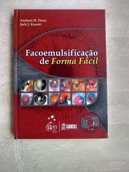 Facoemulsificação De Forma Fácil ( Livro + Cd-rom Português