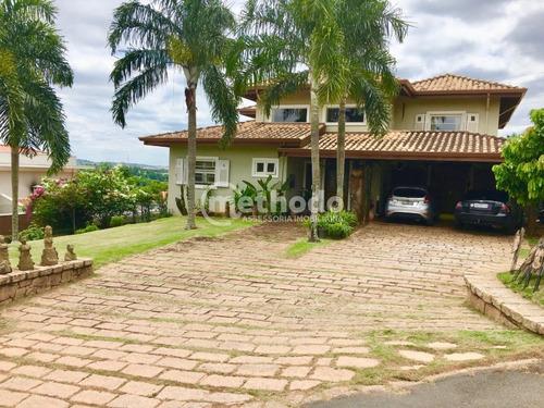 Casa Nenda Sítio De Recreio Gramado Campinas Sp - Ca00451 - 68213539