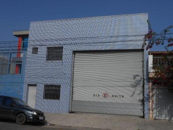 Galpão Comercial Para Locação, Vila Maria Baixa, São Paulo. - Ga0119