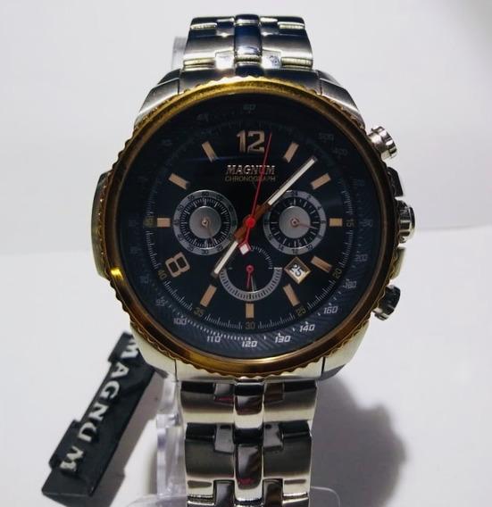 Relógio Magnum Masculino Ma33460p