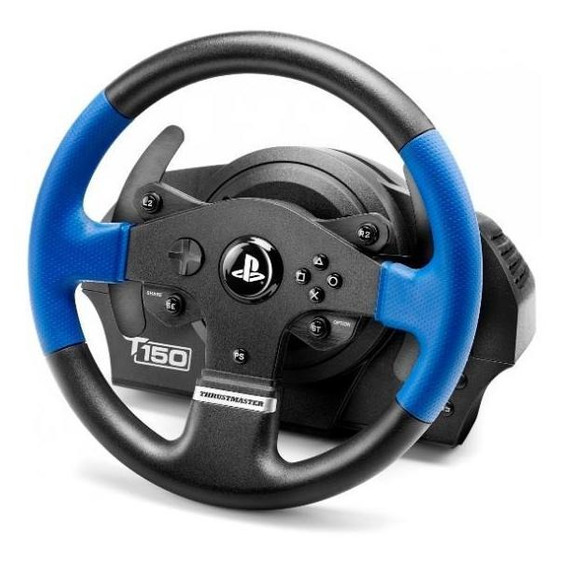 Volante Thrustmaster Para Pc / Ps4 / Ps3 T150 Forcefeedback