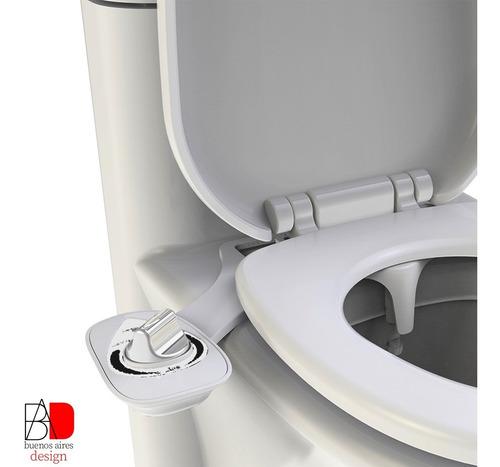 Imagen 1 de 7 de Bidet Matic Dispositivo Bidet Inodoro Agua Fria Autolimpieza