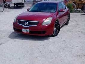 Nissan Altima 3.5 Se At V6 Piel Qc Cd Xenon Cvt 2008