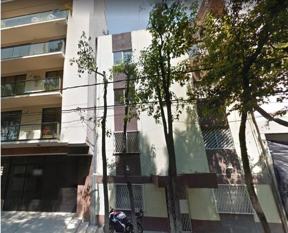 Departamento Cerca De Vias Principales En La Narvarte