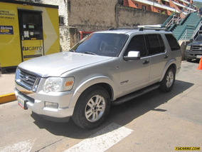 Ford Explorer Blindados