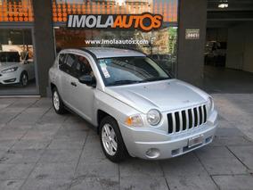 Jeep Compass 2.4 Sport Mt 4wd 2007 Imolaautos-
