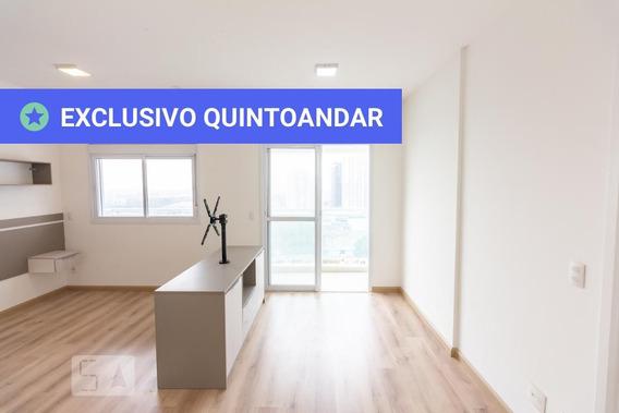 Studio No 15º Andar Com 1 Dormitório E 1 Garagem - Id: 892968094 - 268094