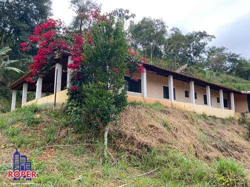 Imagem 1 de 30 de Excelente Chácara Com 6.976 Metros Com Mina À Venda Em Santa Isabel. - Ch01006 - 69888105