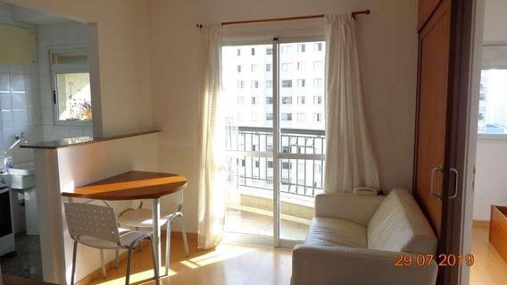 Apartamento Com 1 Dormitório Para Alugar, 37 M² Por R$ 2.500,00/mês - Vila Nova Conceição - São Paulo/sp - Ap19358