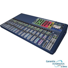 Mesa De Som Digital 32 Canais Si-expression-3 - Soundcraft