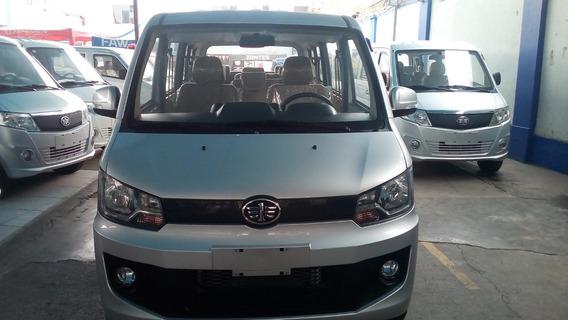 Vendo Minibus Faw Modelo Actis V80 -11 Pasajeros 2019