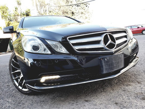 Mercedes-benz Clase E E250 Coupe 2011 At