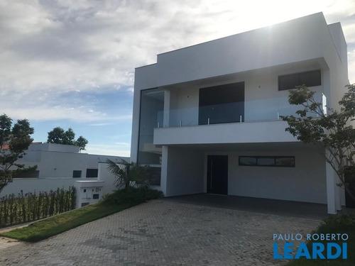 Casa Em Condomínio - Alphaville Nova Esplanada - Sp - 635899