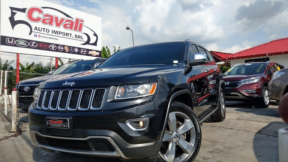 Jeep Grand Cherokee Limited 4x4 Negra 2014