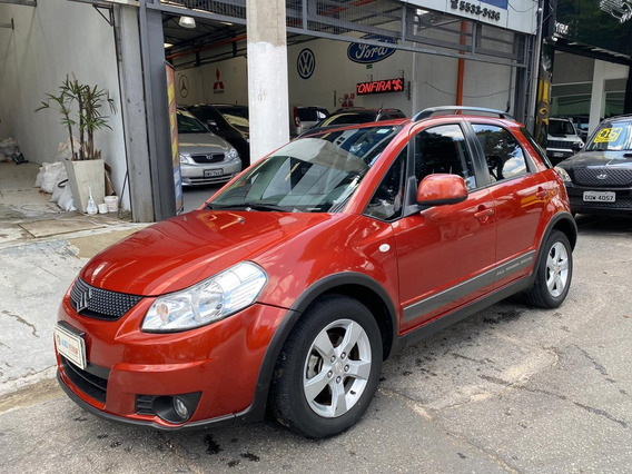 Suzuki Sx4 2.0 16v Awd (aut) Gasolina Manual