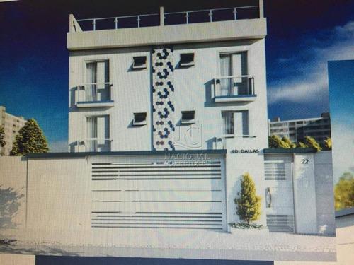 Cobertura Com 2 Dormitórios À Venda, 91 M² Por R$ 270.000 - Vila São Pedro - Santo André/sp - Co4470
