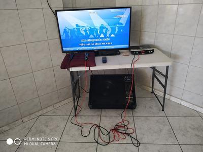 Aluguel Videokê Karaokê São Paulo Guarulhos Som Dj Telão