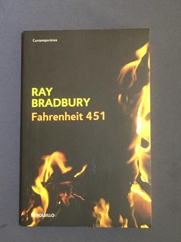 Libro Fahrenheit 451 De Ray Bradbury Mercado Libre